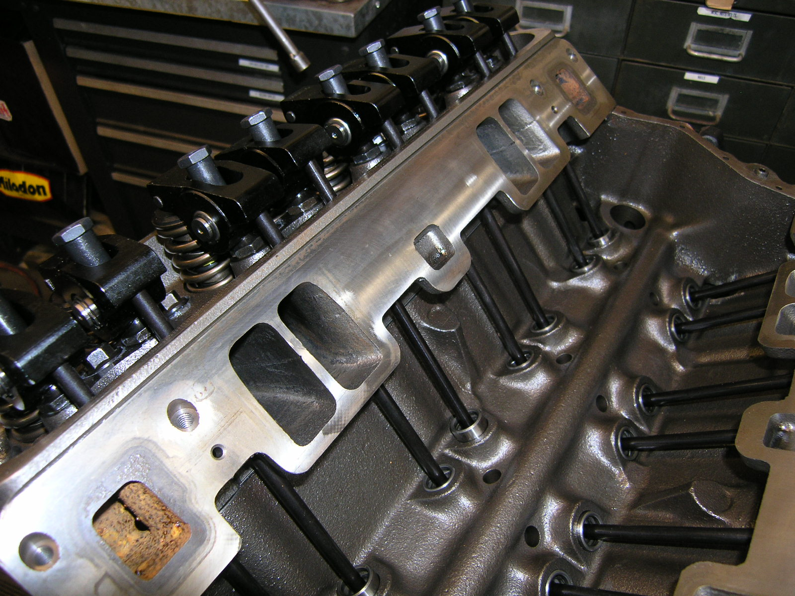 380 Horsepower 460 Ft Lb Torque 383 Small Block Chevy
