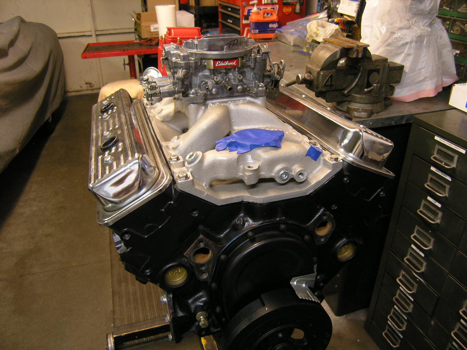 380 Horsepower – 460 ft-lb Torque 383 Small Block Chevy